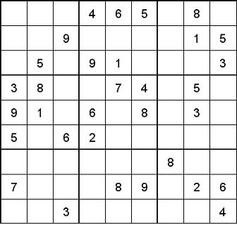photograph about Beginner Sudoku Printable referred to as totally free sudoku puzzle printable on line straightforward