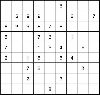 free sudoku puzzle printable online easy