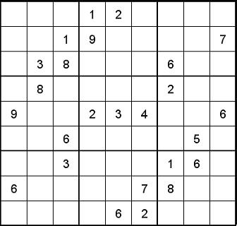 image regarding Sudoku Hard Printable referred to as no cost sudoku puzzle printable on-line complicated