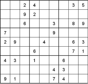 graphic relating to Printable Sudoku Pdf identified as free of charge sudoku puzzle printable on the web difficult