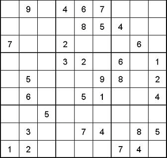 photograph about Beginner Sudoku Printable titled absolutely free sudoku puzzle printable on the net basic